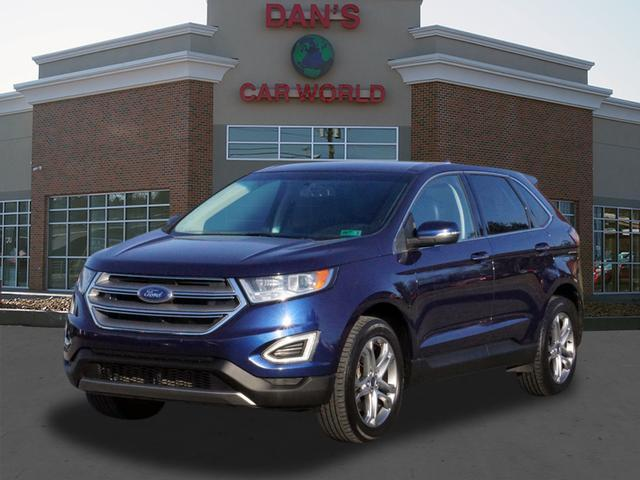 2016 Ford Edge Titanium Bridgeport WV
