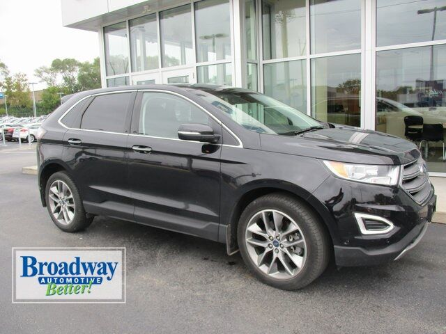 2016 Ford Edge Titanium Green Bay WI