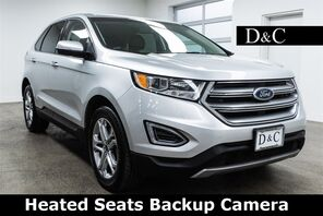 2016_Ford_Edge_Titanium Heated Seats Backup Camera_ Portland OR