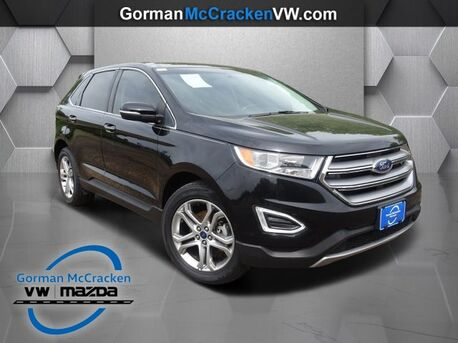 2016_Ford_Edge_Titanium_ Longview TX
