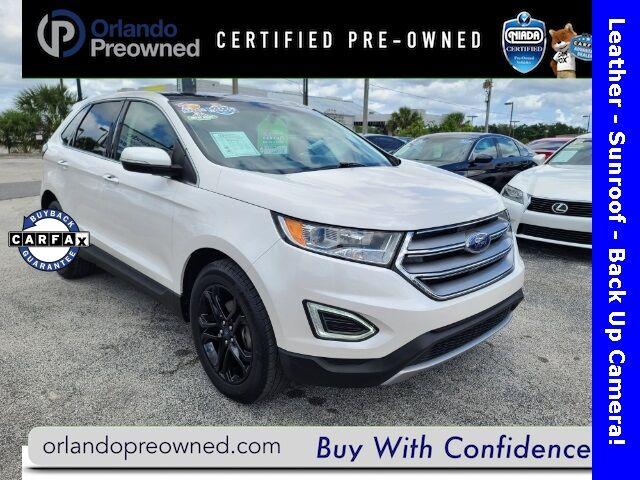 2016 Ford Edge Titanium Orlando FL