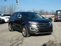 2016 Ford Edge Titanium Panoramic Roof Navigation Heated Seats Remote Start