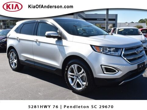 2016_Ford_Edge_Titanium_ Greenville SC