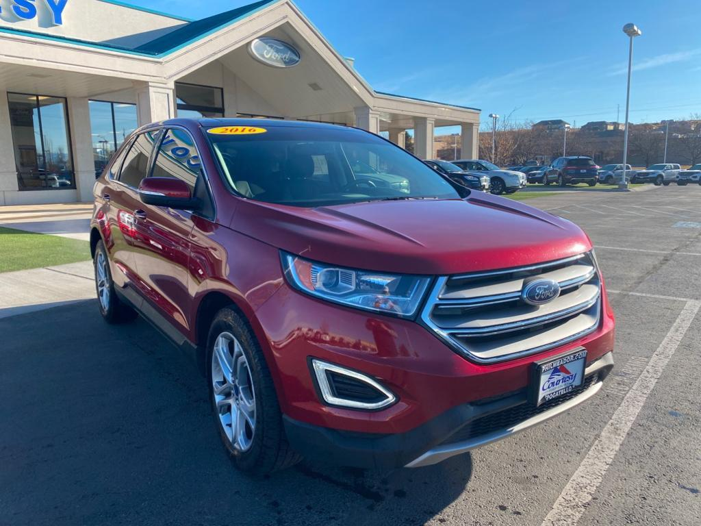 2016 Ford Edge Titanium Pocatello ID