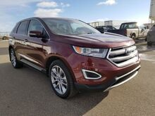 2016_Ford_Edge_Titanium (Remote Start, NAV, Heated Seats)_ Swift Current SK
