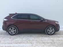2016_Ford_Edge_Titanium_ Sault Sainte Marie ON