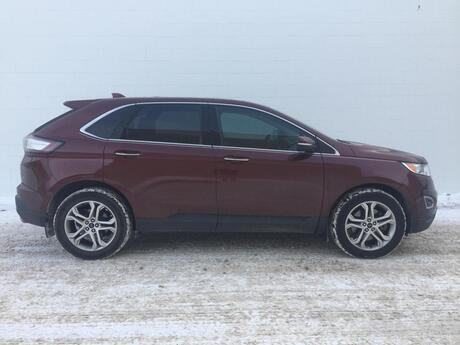 2016 Ford Edge Titanium Sault Sainte Marie ON