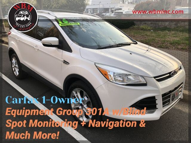 2016 Ford Escape 4WD Titanium Arlington VA