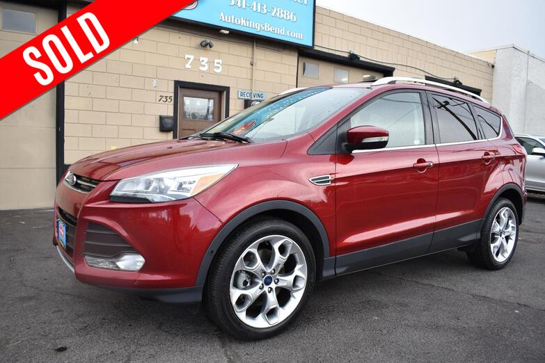2016 Ford Escape 4WD Titanium Bend OR