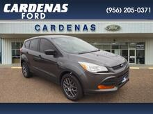 2016_Ford_Escape_S_ McAllen TX