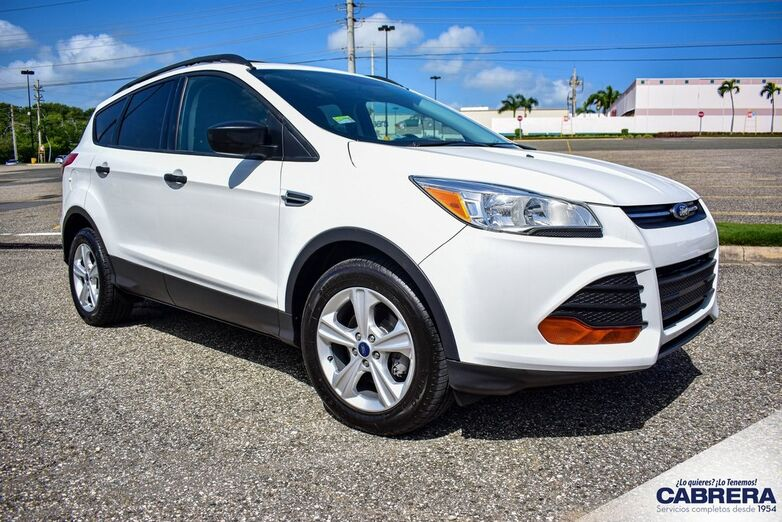 2016 Ford Escape S Arecibo PR
