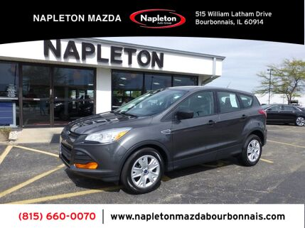 2016_Ford_Escape_S_ Bourbonnais IL