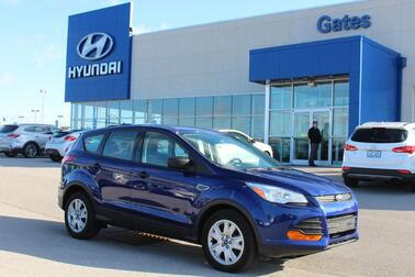 2016_Ford_Escape_S-FWD w/Rearview Camera & Bluetooth_ Richmond KY