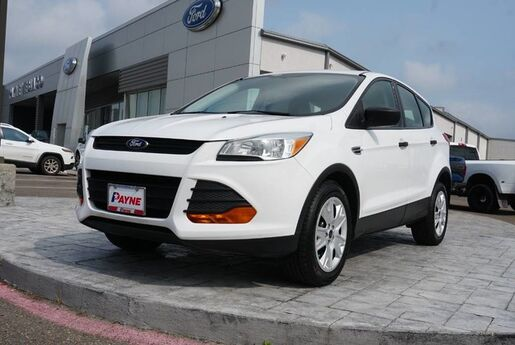2016 Ford Escape S McAllen TX