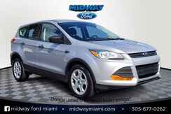 2016_Ford_Escape_S_ Miami FL
