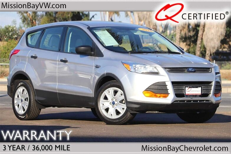 2016 Ford Escape S San Diego CA