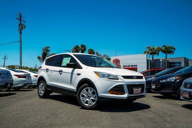 2016 Ford Escape S San Luis Obispo CA