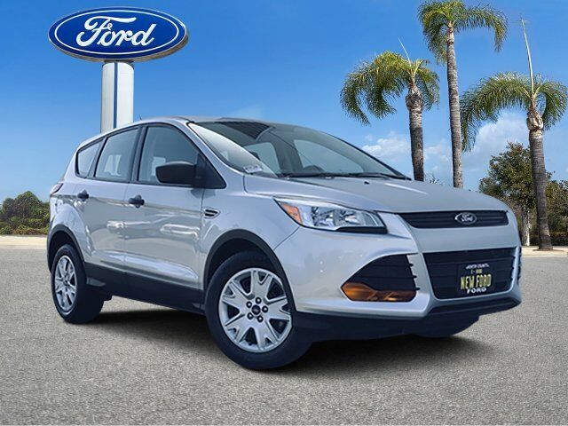 2016_Ford_Escape_S_ Vista CA