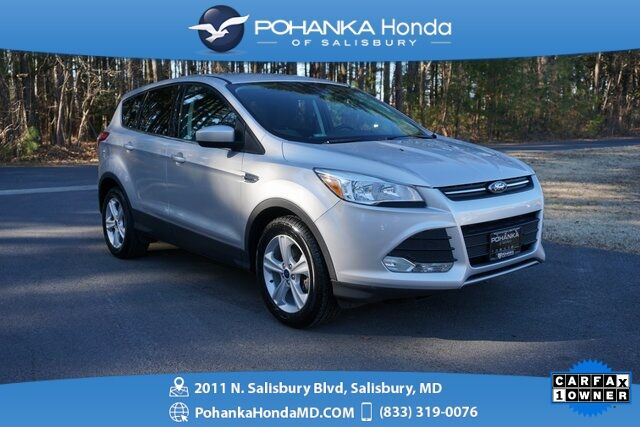 2016 Ford Escape SE ** GUARANTEED FINANCING ** ONE OWNER ** Salisbury MD