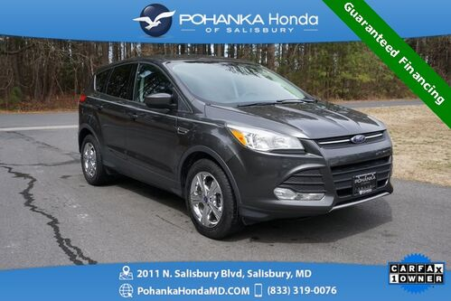 2016_Ford_Escape_SE ** Guaranteed Financing ** ONE OWNER **_ Salisbury MD