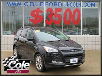 2016_Ford_Escape_SE_ Southwest MI