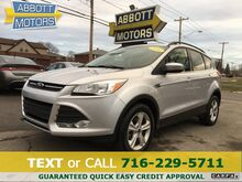 2016_Ford_Escape_SE 4WD 1-Owner w/Heated Seats_ Buffalo NY