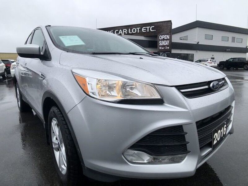 2016 Ford Escape SE 4WD Greater Sudbury ON