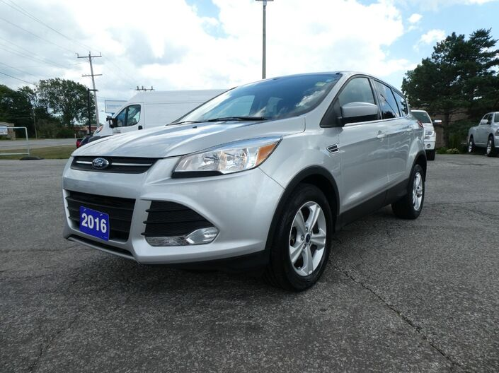 2016 Ford Escape SE Back Up Cam Heated Seats Cruise Control Essex ON