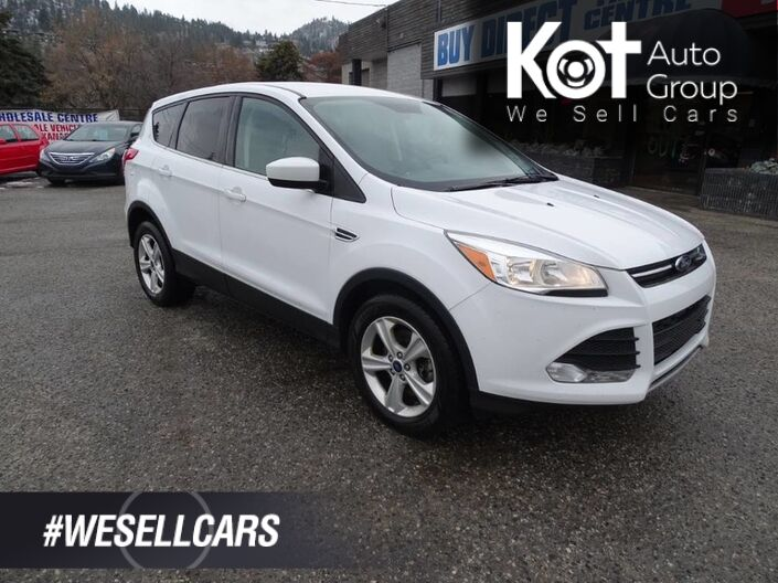 2016 Ford Escape SE, Back-up Camera, Heated Seats Kelowna BC