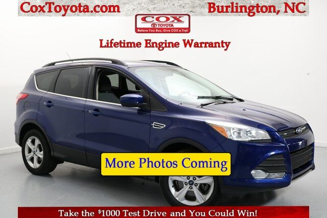 2016 Ford Escape SE Burlington NC