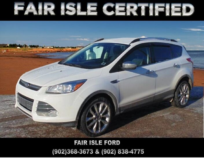 2016 Ford Escape SE Charlottetown PE