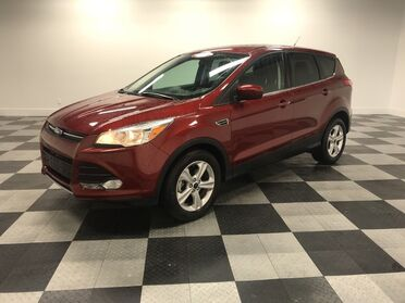 2016_Ford_Escape_SE_ Chattanooga TN