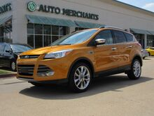 2016_Ford_Escape_SE FWD CLOTH/LEATHER STS, BLUETOOTH, BACKUP CAM, SAT RADIO, CD PLAYER, ECOBOOST_ Plano TX