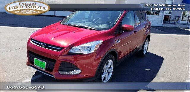 2016 Ford Escape SE Fallon NV