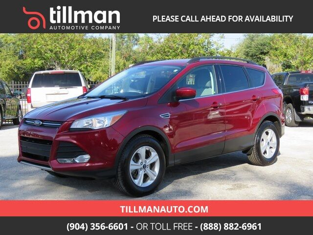 2016 Ford Escape SE Jacksonville FL