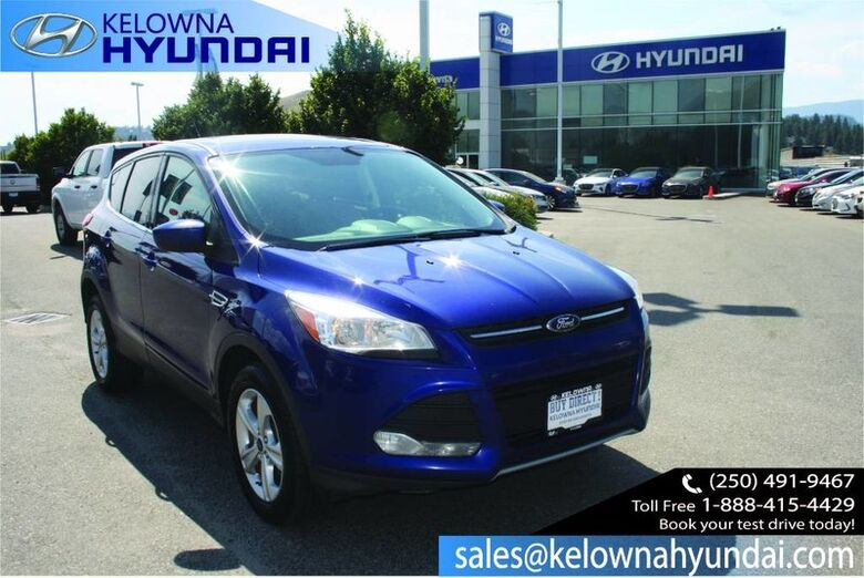 2016 Ford Escape SE Kelowna BC
