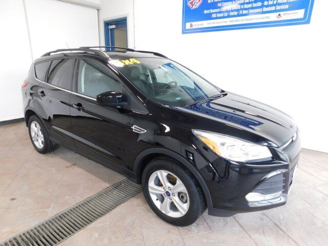 2016 Ford Escape SE LEATHER SUNROOF 4X4 Listowel ON