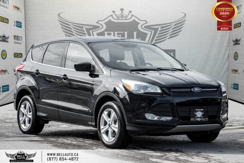 2016 Ford Escape SE, NO ACCIDENT, AWD, RAER CAM, BLUETOOTH, PWR SEAT Toronto ON