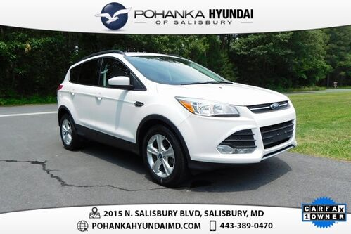 2016_Ford_Escape_SE **ONE OWNER**_ Salisbury MD