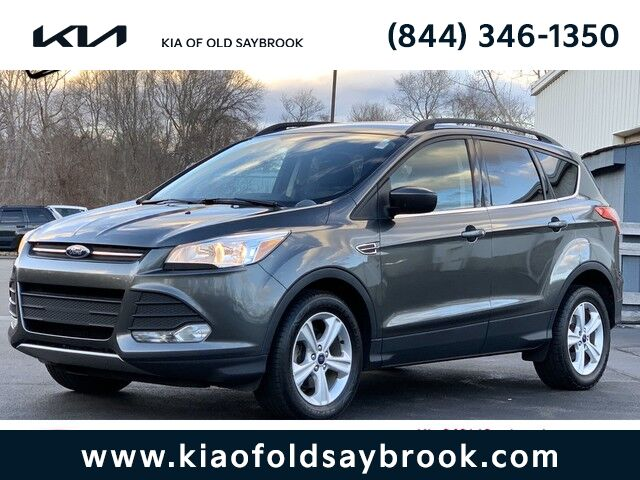 2016 Ford Escape SE Old Saybrook CT