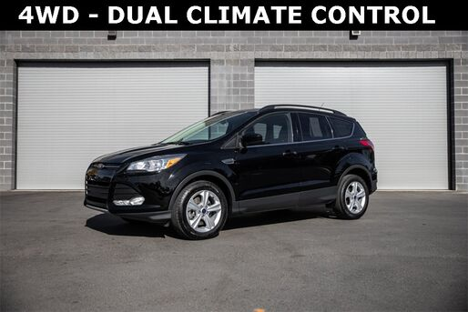 2016_Ford_Escape_SE_ Orem UT