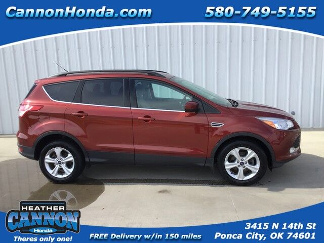 2016 Ford Escape SE Ponca City OK
