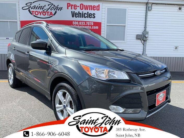 2016 Ford Escape SE Saint John NB