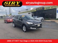 2016_Ford_Escape_SE_ San Diego CA