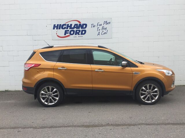 2016 Ford Escape SE Sault Sainte Marie ON