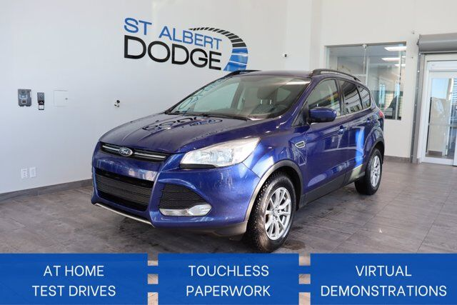 2016 Ford Escape SE St. Albert AB