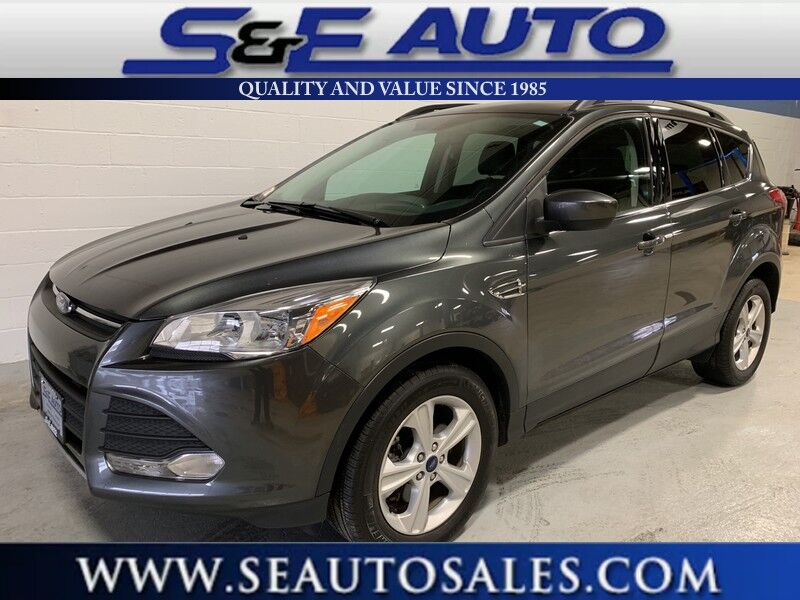 2016 Ford Escape SE Weymouth MA