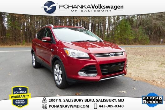 2016_Ford_Escape_Titanium ** ONE OWNER ** LEATHER NAVI **_ Salisbury MD
