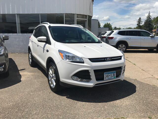2016 Ford Escape Titanium Brainerd MN