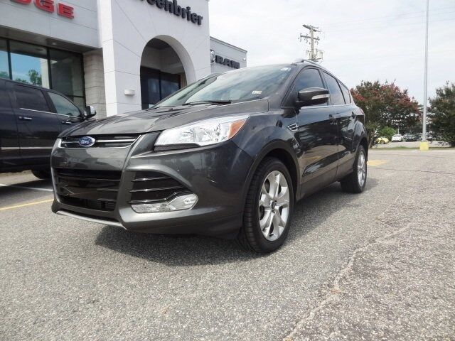 2016 Ford Escape Titanium Chesapeake VA